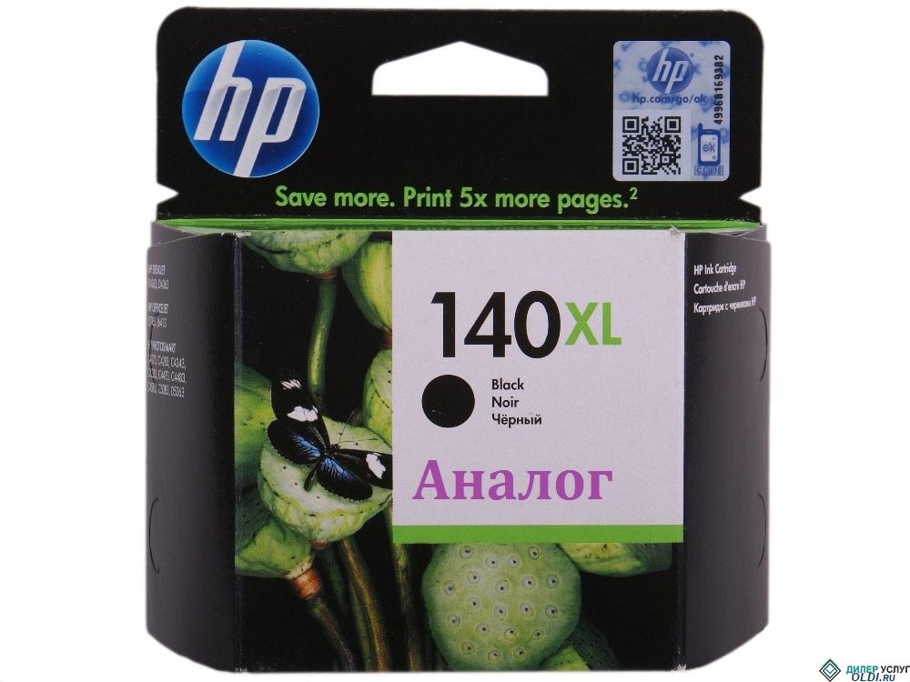 Струйный картридж HP 140XL (CB336HE)