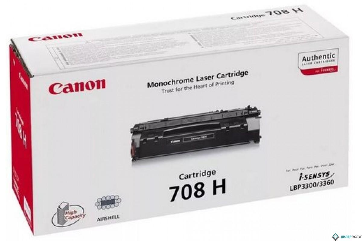 Лазерный картридж Canon 708H Original