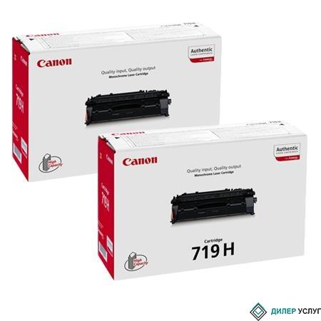 Лазерный картридж Canon 719H Original