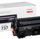 Лазерный картридж Canon 737