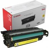 Лазерный картридж Canon 723Y  Original