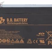 АКБ BB Battery HRL 9-12