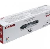 Лазерный картридж Canon 729 BK Original