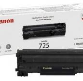 Лазерный картридж Canon 725 Original