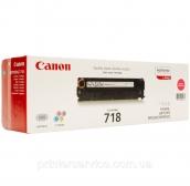 Лазерный картридж Canon 718 Мagenta Original