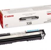Лазерный картридж Canon 729 Cyan Original