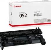 Лазерный картридж Canon 052 Original