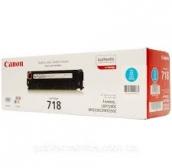 Лазерный картридж Canon 718 Cyan Original