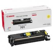 Лазерный картридж Canon 701 Yellow  Original