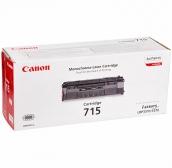 Лазерный картридж Canon 715 Original